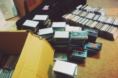 カセットテープ買い取り